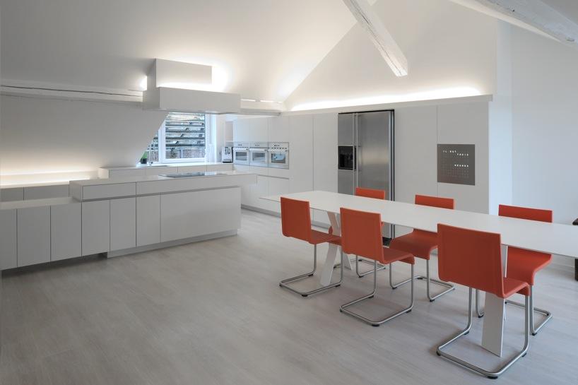 *比利時Liège的時空閣樓:Daniel Dethier柔美的衝突設計! 7
