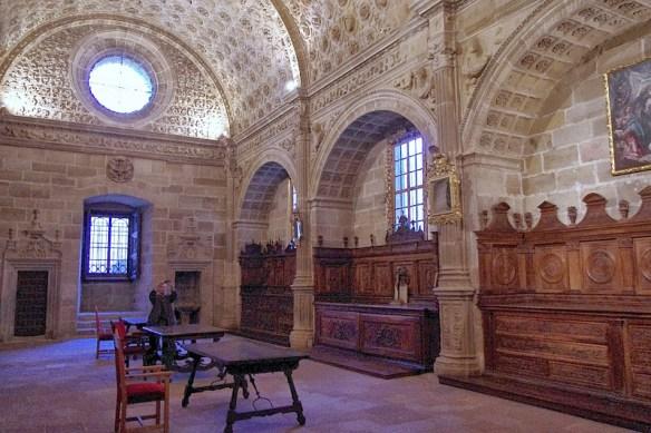 Sacristía Mayor o de las Cabezas, catedral de Sigüenza