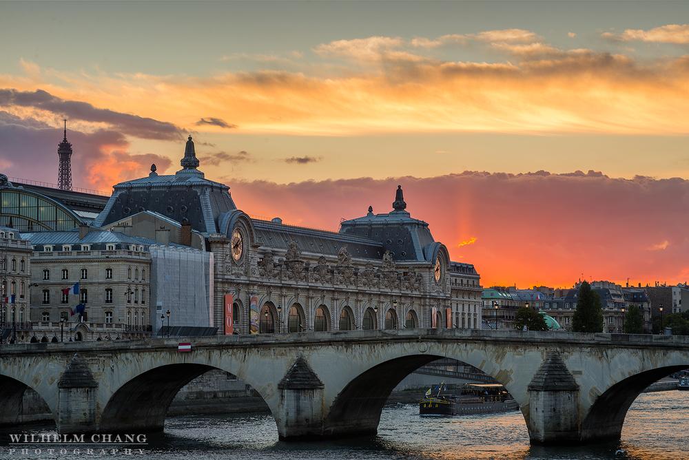到巴黎攝影 奧賽美術館 Musee d'Orsay – WILHELM CHANG
