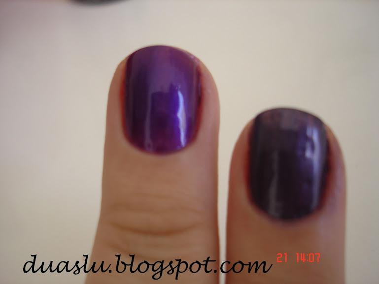 Comparação: Psico x No Shrinking Violet