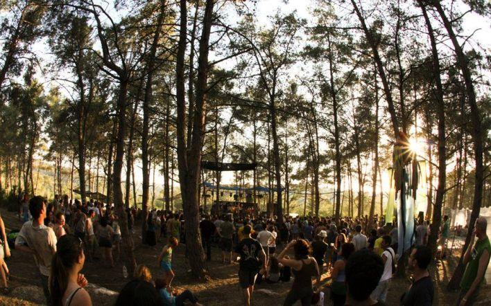 """פסטיבל יערות מנשה. צילום: עירא חייט יח""""צ"""