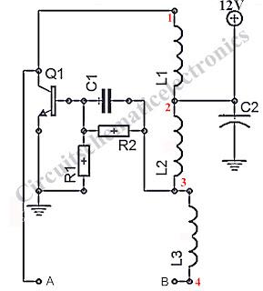 Light Timer Circuit Light Meter Circuit Wiring Diagram