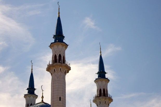 Kremlin de Kazán. Mezquita Kul Sharif