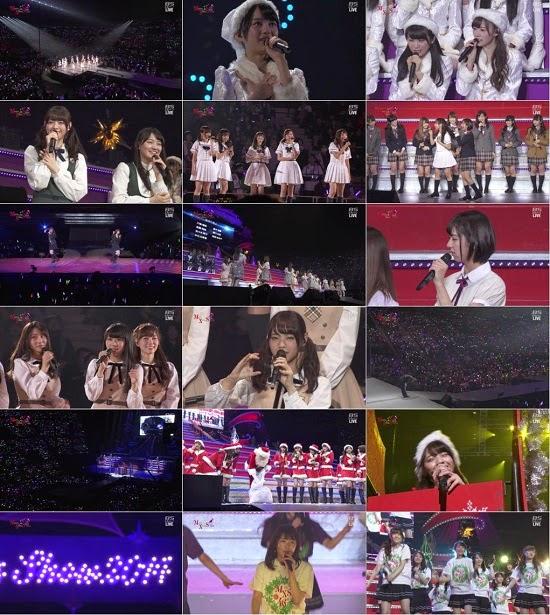 (TV-Music)(1080i) 乃木坂46 Merry X'mas Show 2014 完全生中継 141213