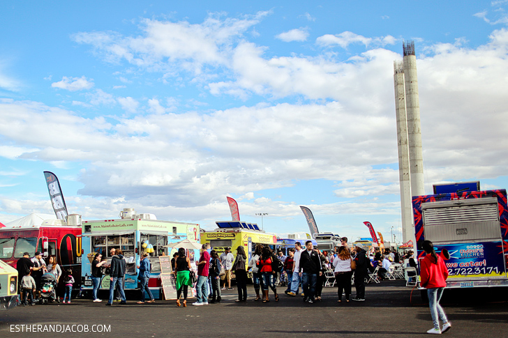 Las Vegas Foodie Fest (Ultimate Las Vegas To Do List).