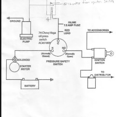 Holley Oil Pressure Safety Switch Wiring Diagram 1980 Corvette 3 Prong And Electric Fuel Pump Is A Here Circuit Where The Used To Complete Negative Side Of Advantage Was I Would Not Have Needed T New
