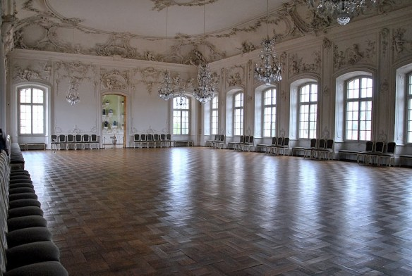 White Hall Salón Blanco