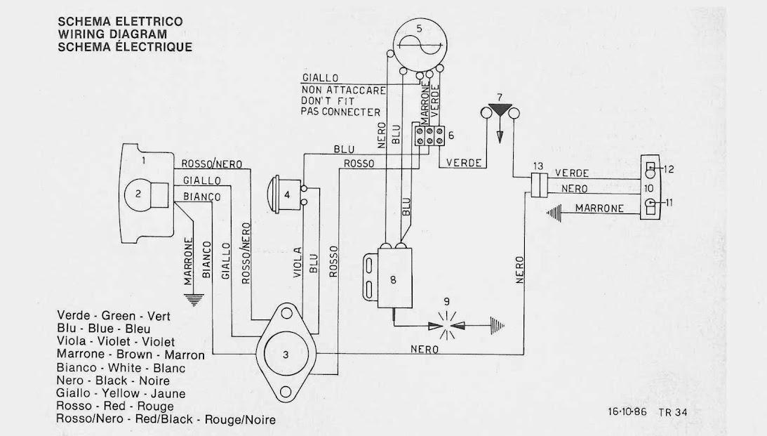 bultaco sherpa wiring diagram