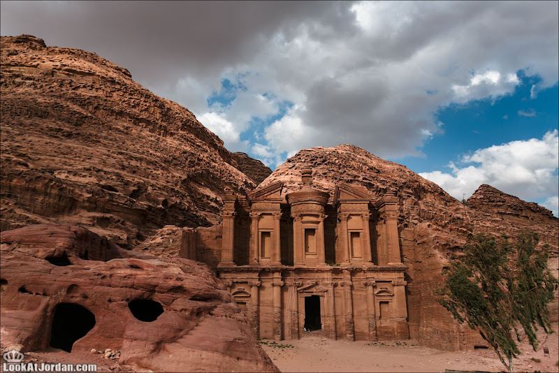Монастырь LookAtJordan.com