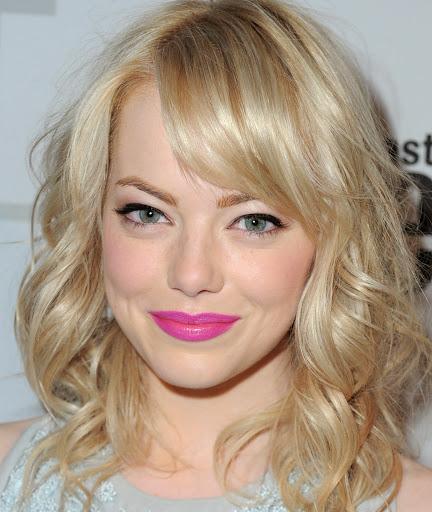 Emma%2520Stone - Maquiagem para loiras: dicas para conseguir um look natural