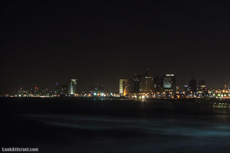 Только не спит Тель Авив
