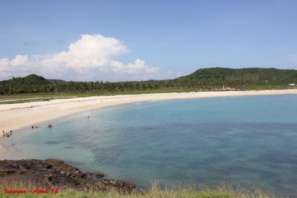 Pantai Tanjung Aan - Lombok