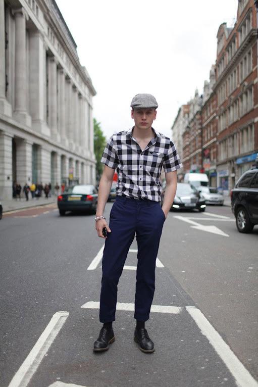 *英國倫敦時裝周場外街拍:攝影師Kuba Dabrowski捕捉街頭英倫紳士! 18