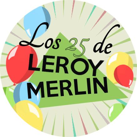 Los 25 de Leroy Merlin.