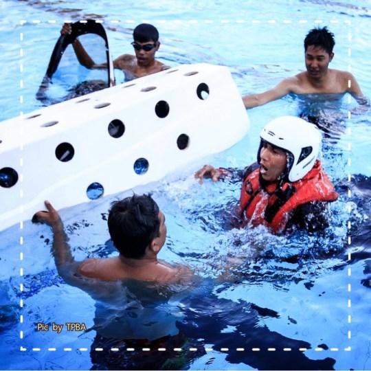 TPBA การทดสอบ Immersion Test