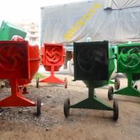 Tiếp tục xuất khẩu máy trộn bê tông sang Campuchia
