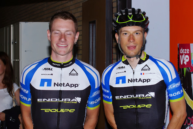 NetApp met Leopold König