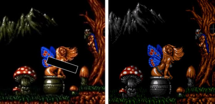 StormLord para Amiga e Mega Drive