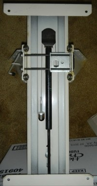 Air-Lift Mechanism for Sewing Machine Cabinets Tables - 3 ...