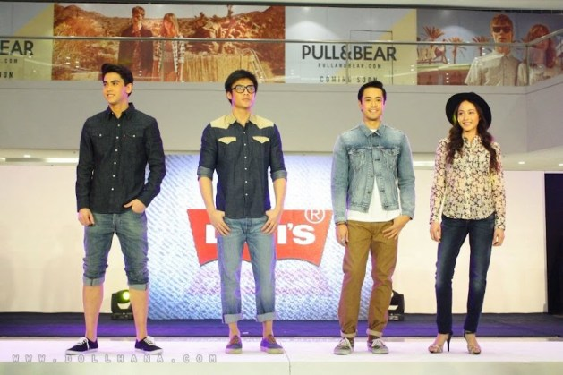 mad about denim jeans fest sm megamall fashion show