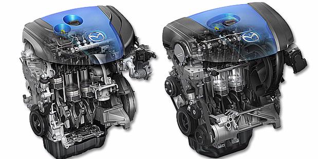 Mazda Indonesia Zoom Zoom Teknologi SKYACTIV