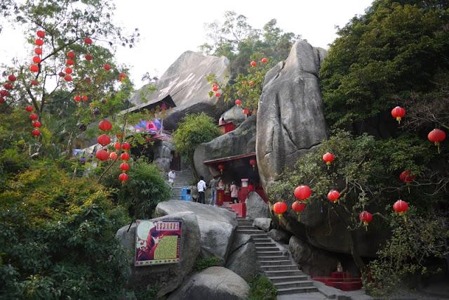 Jingshan Park in Zhuhai Guangdong  Isidors Fugue