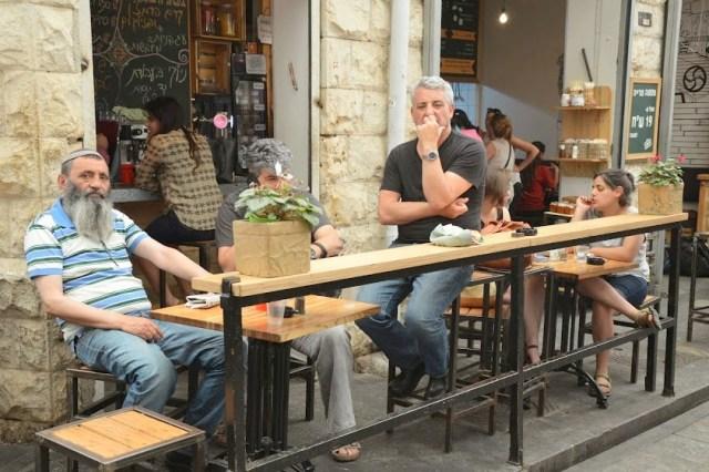eten in Israël