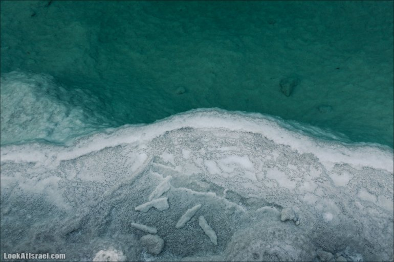 Соль Мертвого моря | Salt of the Dead sea