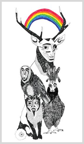 Forest Gospel: Marius Palerud
