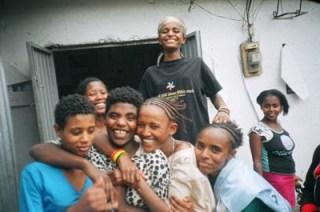 Ethiopian children at FSCE. Photo credit Graham Peebles