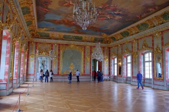 Golden Hall Salón dorado