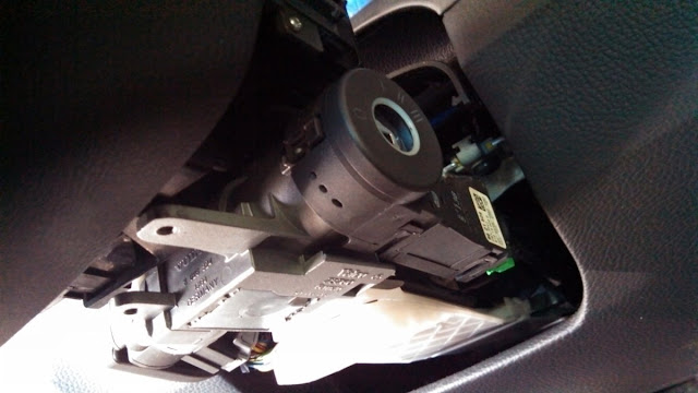 This Would Be Called The Ignition Switch Which I Provided In My