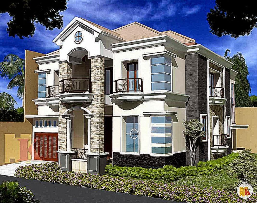 Desain Bangunan Rumah  Gallery Taman Minimalis