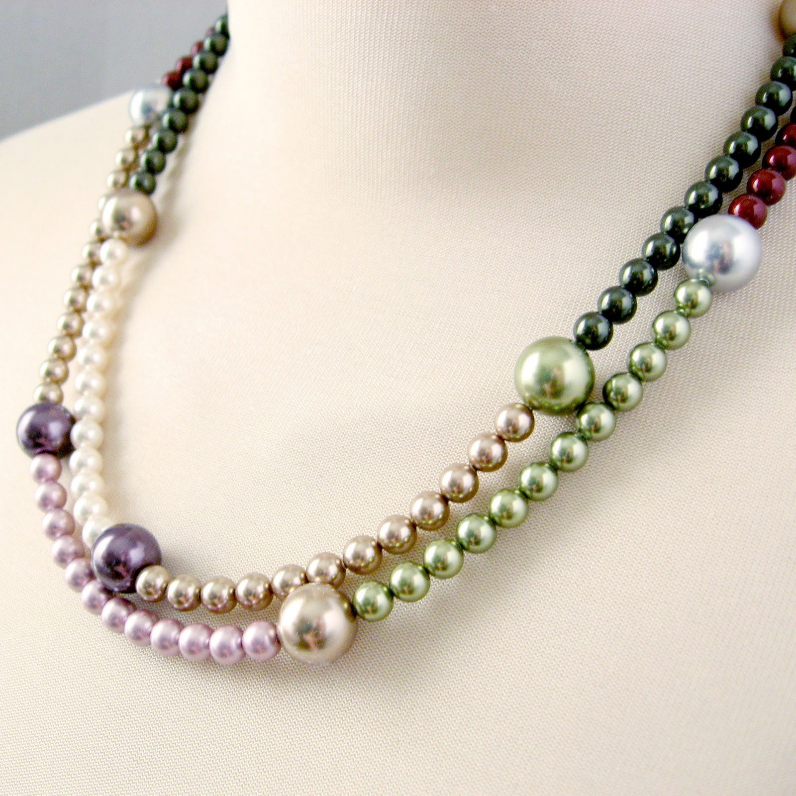 GalleriaLinda Showcase Contemporary Pearl Designs Popular