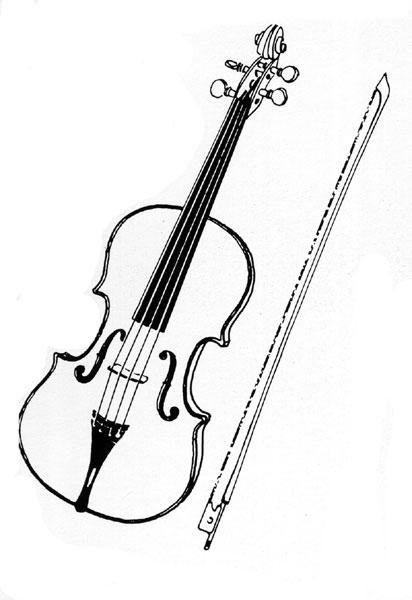 BLOG DA VANESSINHA: Riscos de instrumentos musicais :)