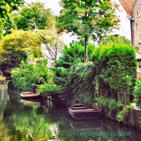 Dutch canal the Netherlands Holland livebysurprise.blogspot.com