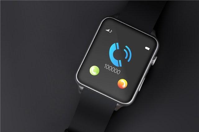 Đồng hồ thông minh GT88 (Màu Bạc)