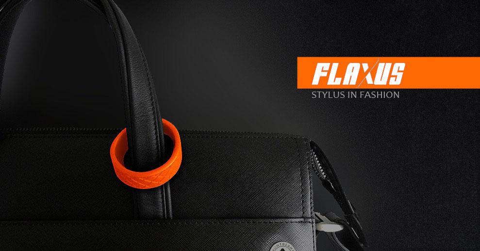 *FLAXUS矽膠手環觸控筆:還增添了童玩趣味! 2