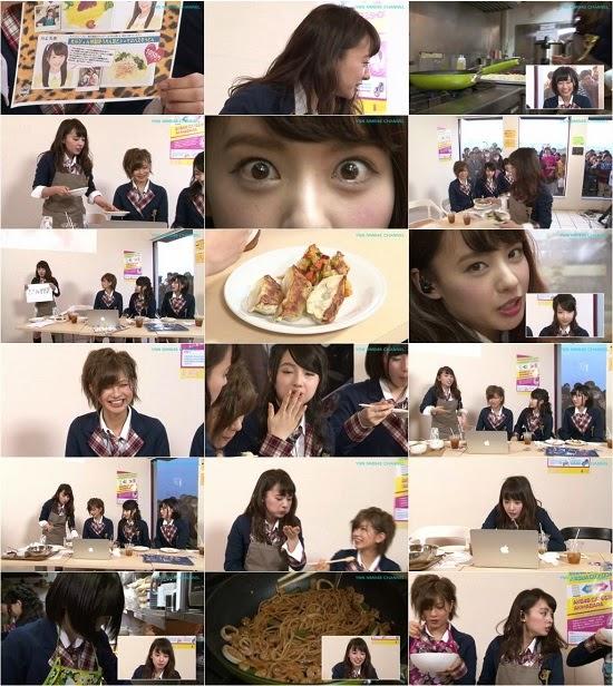 (TV-Variety)(720p) YNN [NMB48チャンネル] AKB48グループショップで生山田餃子inアクアシティお台場 生配信60分SP! 150502