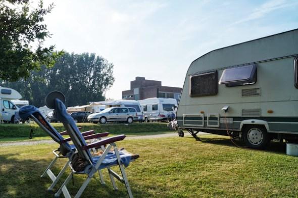 West-Vlaanderens Mooiste 2013 camping