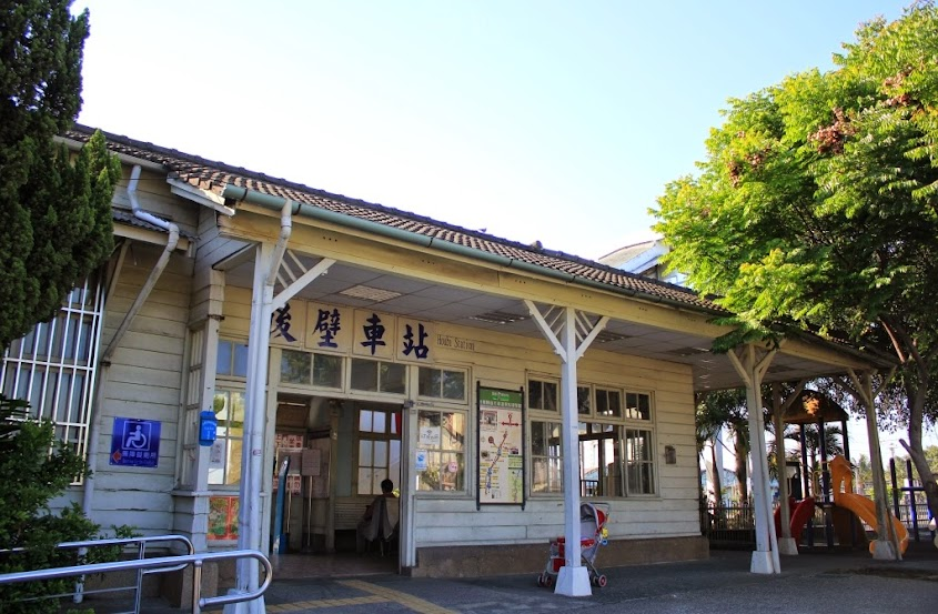 台南後壁車站-1
