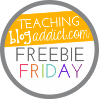 Teaching Blog Addict Freebie Downloads