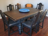 European Paint Finishes: Old World Spanish Dining Set