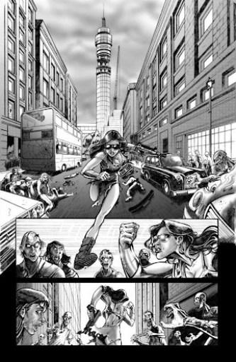 Killer B******** of the Zombie Apocalypse