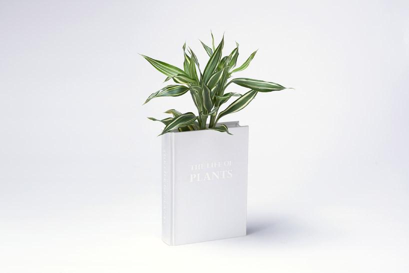 *YOY design studio 增加辦公桌收納設計:書本盆栽&浮空書擋! 3