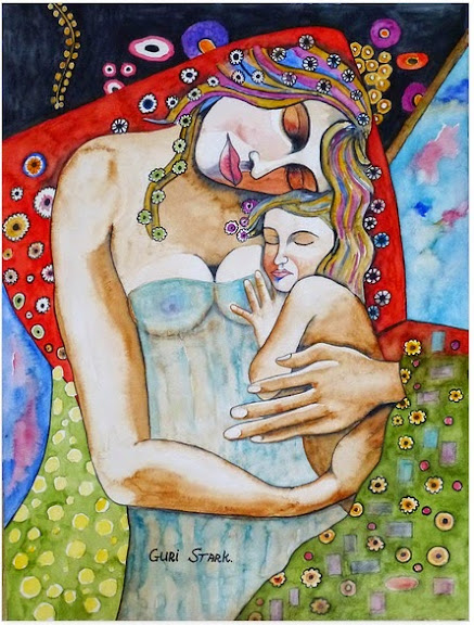 Motherhood - Guri Stark - Maternidade em obras de arte