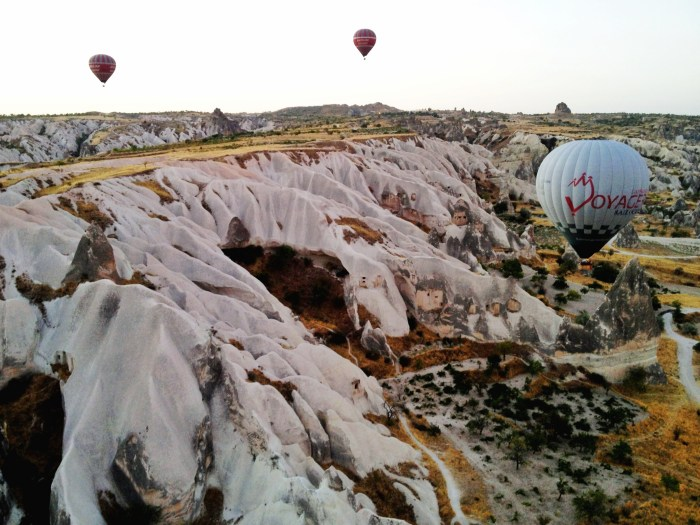 Is Hot air balloon in Cappadocia worth it?