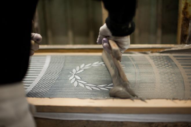 #藝術家高橋理子嶄新水玉線條呈現:FRED PERRY日本傳統手工拭巾 3
