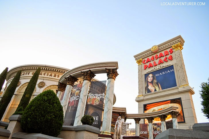 Mariah Carey Las Vegas Residency at Caesars Palace.