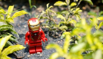 iron man The Avengers Lego